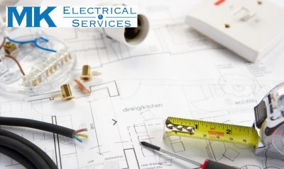 web design burton on trent agency - Web Build SEO Portfolio image for MK Electrical in Burton on Trent